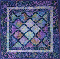 Layers of Lavender Class Sample