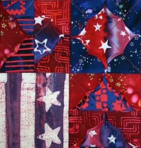Stars and Stripes Detail