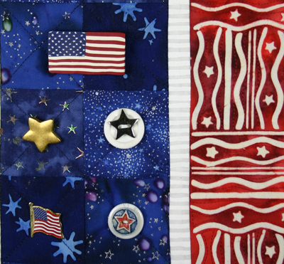 Star Spangled 4th Detail