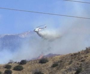 Bluff Fire 002 9 09