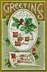 2015 Christmas 1914 VintageCard